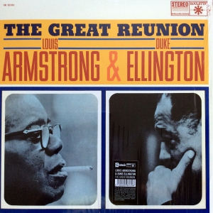 Armstrong Louis / Ellington Duke - Great Reunion (LP)