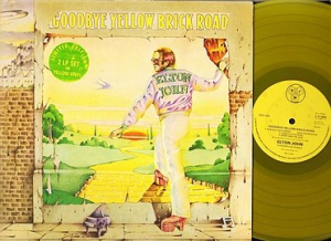 Elton John - Goodbye Yellow Brick Road (2LP)