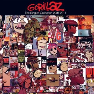 Gorillaz - Singles Collection 2001-2011(2LP)