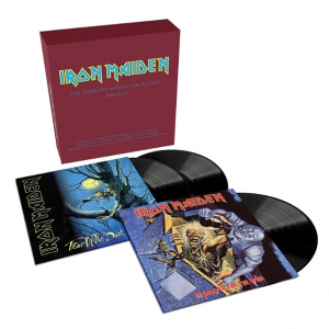 Iron Maiden – The Complete Albums Collection 1990-2015 (3LP)
