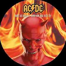 AC/DC - Hot As Hell! [Picture Disc] (LP)