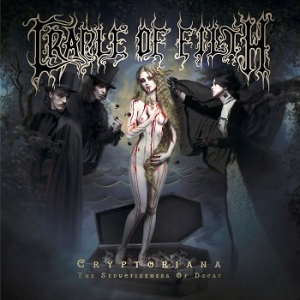 Cradle Of Filth - Cryptoriana