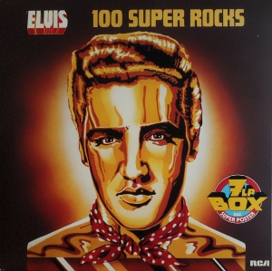 Elvis Presley - 100 Super Rocks (7LP)