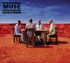 Muse - Black Holes And Revelations (LP)