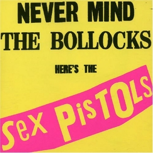Sex Pistols - Never Mind The Bollocks (LP)