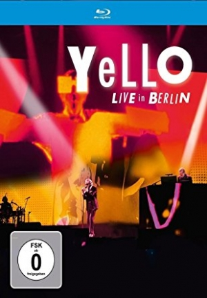 Yello - Live In Berlin (Blu-Ray)