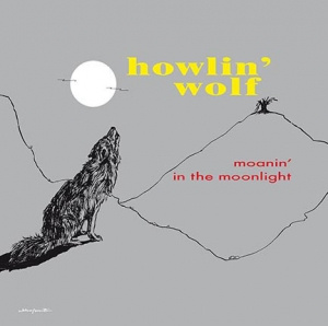 Howlin' Wolf - Moanin' In The Moonlight (LP)