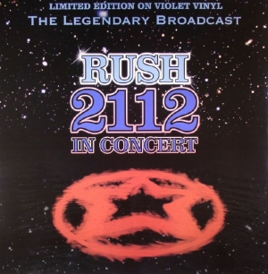 Rush - 2112 In Concert (LP)