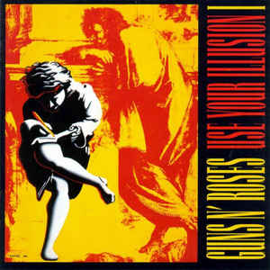 Guns N' Roses - Use Your Illusion I (2LP)