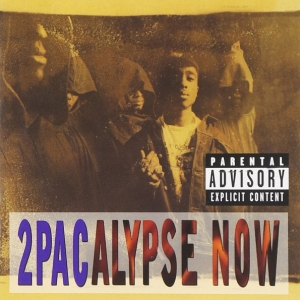 Tupac - 2Pacalypse Now (2 LP)