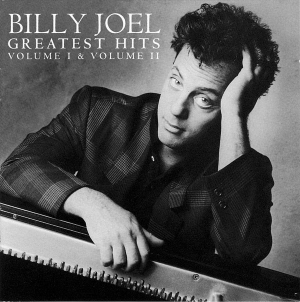 Billy Joel - Greatest Hits Volume I & Volume II (2CD)
