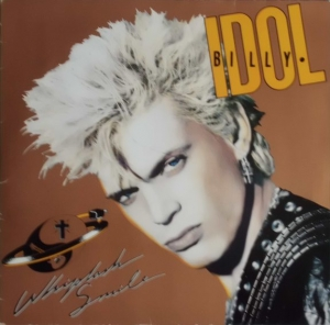 Billy Idol - Whiplash Smile (LP)