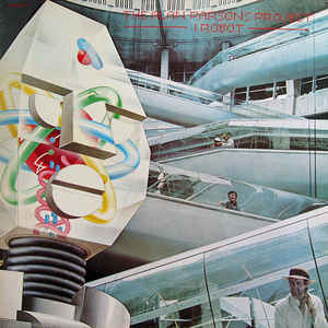 The Alan Parsons Project - I Robot (LP)