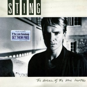 Sting - The Dream Of The Blue Turtles (LP)