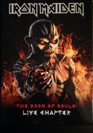 Iron Maiden - The Book Of Souls Live Chapter (Deluxe)