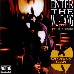 Wu-Tang Clan - Enter The Wu-Tang (LP)