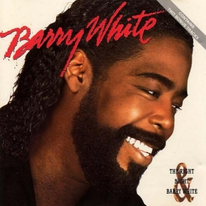 Barry White - The Right Night & Barry White (LP)