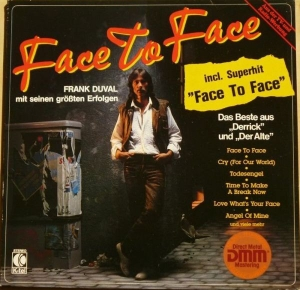 Frank Duval - Face To Face (LP)