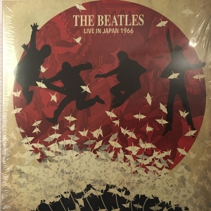 The Beatles - Live In Japan (LP)