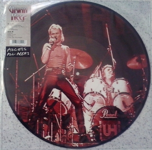 Uriah Heep - Access All Areas Live In Moscow (LP)