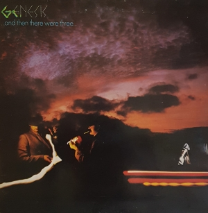 Genesis - ...And Then There Were Three (LP)