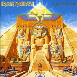 Iron Maiden - Powerslawe (LP)