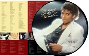 Michael Jackson - Thriller (LP) Pict disc