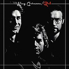 King Crimson - Red (LP)
