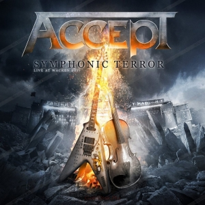 Accept - Symphonic Terror Live At Wacken (2CD+DVD)