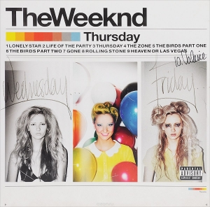 The Weeknd - Thursday (2LP)