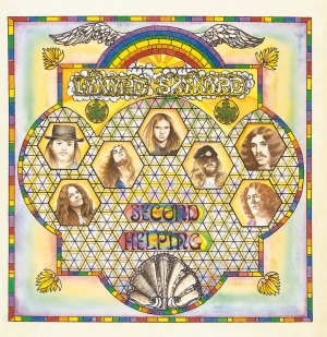Lynyrd Skynyrd - Second Helping (LP)