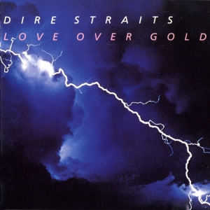 Dire Straits - Love Over Gold (LP)