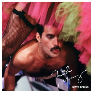 Freddie Mercury – Never Boring (LP)