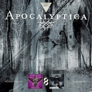 Apocalyptica - Worlds Collide / 7th Symphony (2LP)