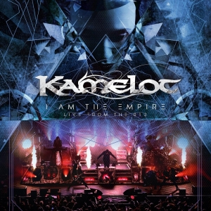 Kamelot - I Am The Empire: Live From The 013 (2CD+DVD)