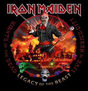 Iron Maiden - Nights Of The Dead - Legacy Of The Beast (2CD)