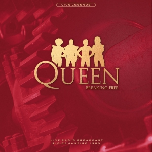 Queen - Breaking Free (LP)