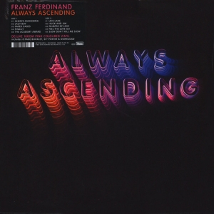 Franz Ferdinand - Always Ascending (LP)