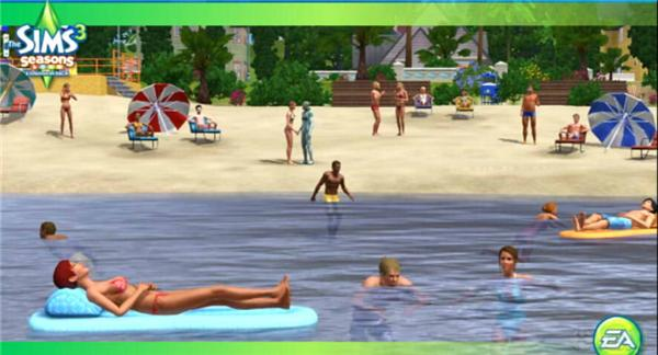 The sims 3 времена года - 59a5c